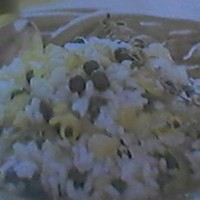 Lemon~Dill and Capers Rice Side Dish