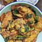 [Recipes] Salted Egg Yolk Chicken - 咸蛋黄奶油鸡