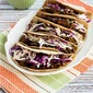 Pressure Cooker Low-Carb Flank Steak Tacos with Spicy Mexican Slaw
