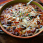 Vegetarian Chili with Steel-Cut Oats