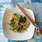 Korean Spicy Broccoli 韩式辣酱拌西兰花