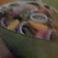 Citrus Spinach Cold Salad
