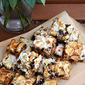Mini Mallow Magic Bars