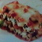 Cream Cheese & Black Olive Lasagna