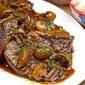 Slow Cooker Teriyaki Sirloin Tip Steaks