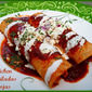 Book Review of Enchiladas: Aztec to Tex-Mex Cookbook...Featuring Chicken Enchiladas Rojas #enchiladas #cincodemayo