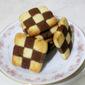 Homemade Checkerboard Cookies Recipe