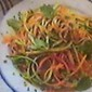 Zucchini (Zoodles)-Carrot-Summer Salad