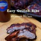 Homemade BBQ Sauce for Grilled Ribs