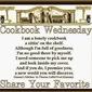 Pork Parmigiana--Cookbook Countdown #89 and Cookbook Wednesday