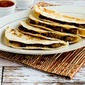 Low-Carb Sausage and Cheese Breakfast Quesadillas
