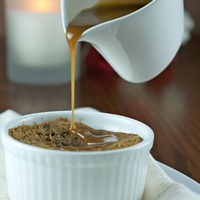 Sticky Toffee Pudding (Pressure Cooker)