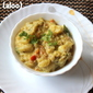 Aloo or potato kurma recipe – how to make alu or aloo kurma recipe – side dish for rotis/chapathis