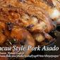 Macau Style Pork Asado