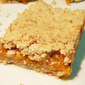 Fresh Apricot Oatmeal Bars
