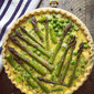 Another Asparagus Quiche