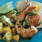 Summer Weekends...Shrimp With An Avocado Mango Salsa