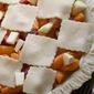 Blushing Apricot Pie | #FridayPieDay