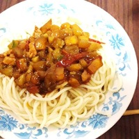 Chinese Dragon noodles
