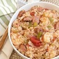 Easy slow cooker jambalaya