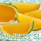Melon Jelly Slices - Video Recipe