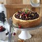 Baking | Triple Cheese 'Moozberry' Cheesecake … Mooz Formaggio, local artisan cheese at its best!