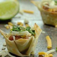 Guacamole Appetizer Bites