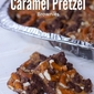 Caramel Pretzel Brownies Recipe