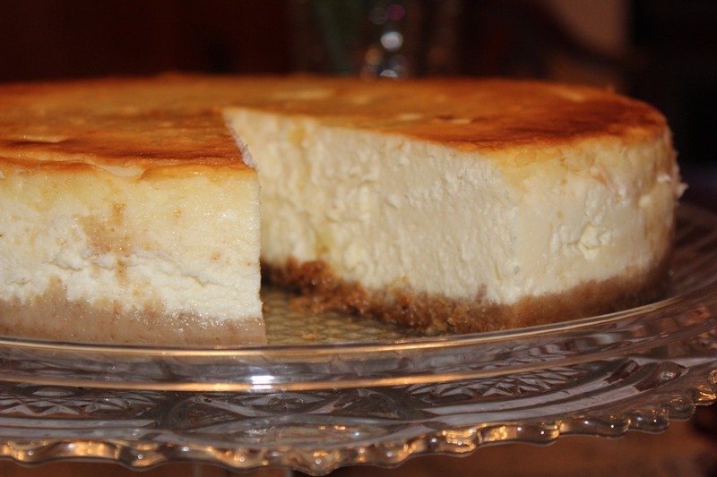 new york cheesecake recipe by b cookeatshare. Black Bedroom Furniture Sets. Home Design Ideas