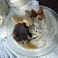 marinated MUSHROOM and White BEAN dip