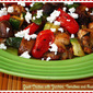 Cookbook Review: 200 Best Sheet Pan Meals...Featuring Greek Chicken with Zucchini, Tomatoes and Mushrooms