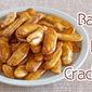 Baked Okaki / Kaki no tane (Rice Crackers) - Video Recipe