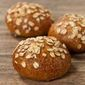 Light Whole Wheat Dinner Rolls