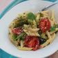 Tomato Feta Olive Pasta Recipe