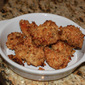 Quick Homemade Baked Chicken Bites