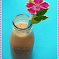 Stonyfield Clean Plate Club: Protein-Packed Tropical Smoothie...Featuring Heallth Skoop All-in-One Nutrition Mix