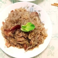 Chinese Dragon Sauerkraut