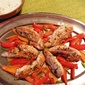 Rosemary Chicken Tenders with Sweet Peppers