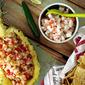 Crab Pineapple Salsa