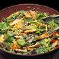 Chicken Salad, Yogurt Ranch Dressing; a broken nose