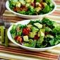 Bacon, Lettuce, Tomato, and Avocado Salad