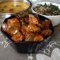 Brinjal fry (Kathirikkai poriyal)