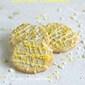 Lemon Iced Lemon Cookies
