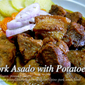 Pork Asado with Potatoes