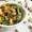 juice-infused quinoa salad with pistachios