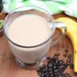 Carmel Macchiato Smoothie with Almond Butter