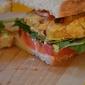 The Ultimate Tomato Sandwich