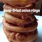 Buttermilk Batter-Fried Onion Rings