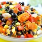 Healthy Southwestern Sweet Potato Salad