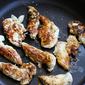Lemon Yogurt Chicken Tenders {Five-Ingredient Recipe}